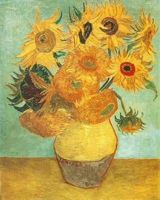 """""""Ван Гог – великий художник"""""""