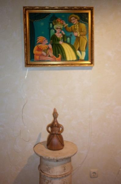 Выставка работ Елены Лялиной