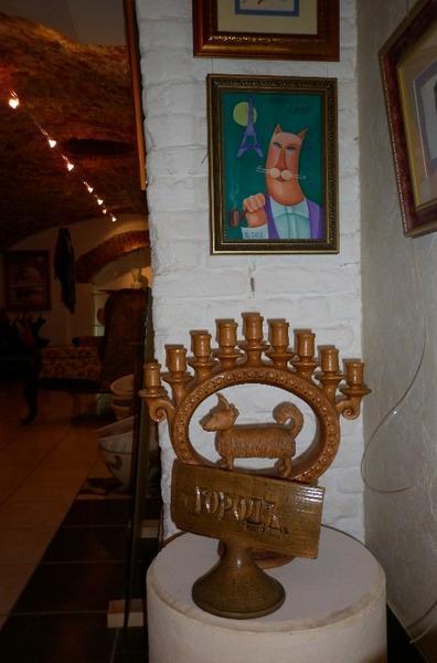 Выставка работ Татьяны Лощининой