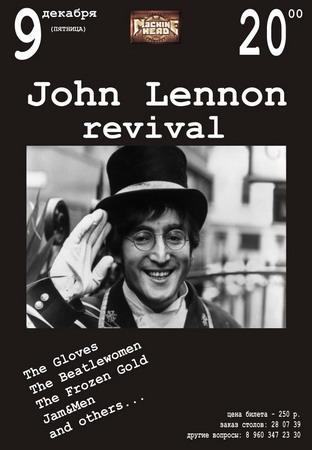 Lennon Revival