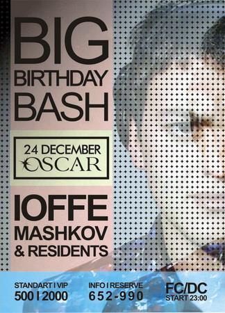 Ioffe Big Birthday Bash
