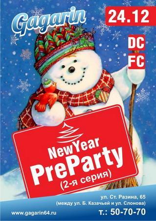 New Year Pre-Party (2-я серия)