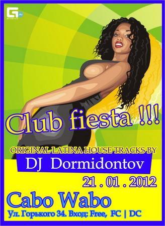 Club fiesta