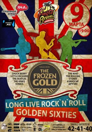 """""""The Frozen Gold"""""""