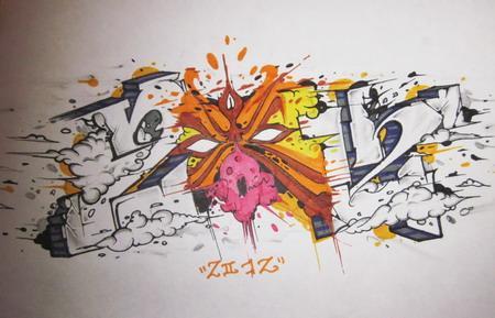 """""""Sketch Battle 1 х 1"""""""