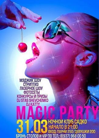 """Magic Party"""