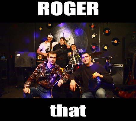 """Roger that"""