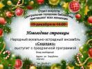 «Новогодние страницы»