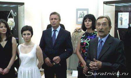 """Открытие выставки """"Мода имперской столицы"""""""