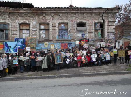 Самая короткая выставка в мире. Фотография №15