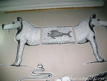 """Выставка """"Волк в помощь"""""""