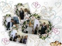 Свадебная прогулка в КВЦ